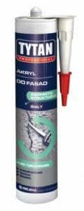 Akryl fasadowy z minerałami biały 300 ml