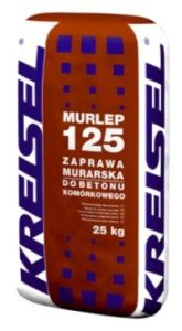 Zaprawa – klejąca Murlep 125  (25 kg)
