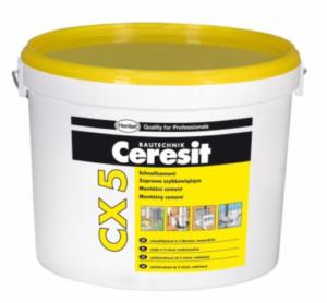 Zaprawa Cement Montażowy CX5 (25 kg)