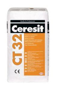 Zaprawa do klinkieru CT32 Ceresit Grafit  (25 kg)