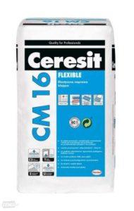 Zaprawa klejąca Flex Ceresit CM16 (25 kg)