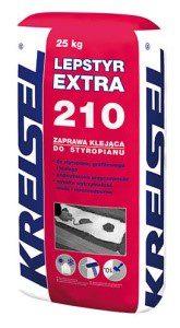 Zaprawa klejąca Lepstyr 210  (25 kg)