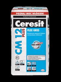 Zaprawa klejąca do gresu Ceresit CM12 (25 kg)
