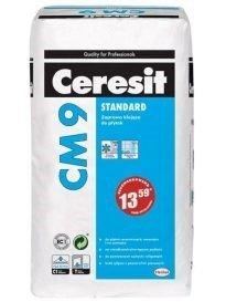 Zaprawa klejąca do płytek Ceresit CM9 (20 kg)