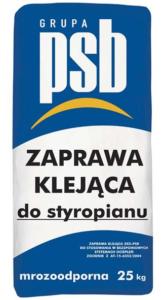 Zaprawa klejąca do styropianu i siatek E128/IS21 (25 kg)