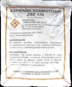 Zaprawa szamotowa (5 kg) (10 kg) (25 kg)