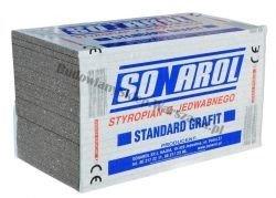 Styropian EPS 033 standard grafit FREZOWANY (15cm, 20cm)